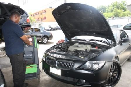 Jamaica BMW REPAIR and SERVICES